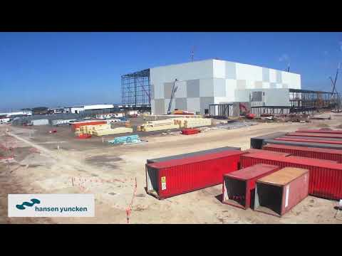 Insulated Panels Insulated Roofing | Retracom Projects