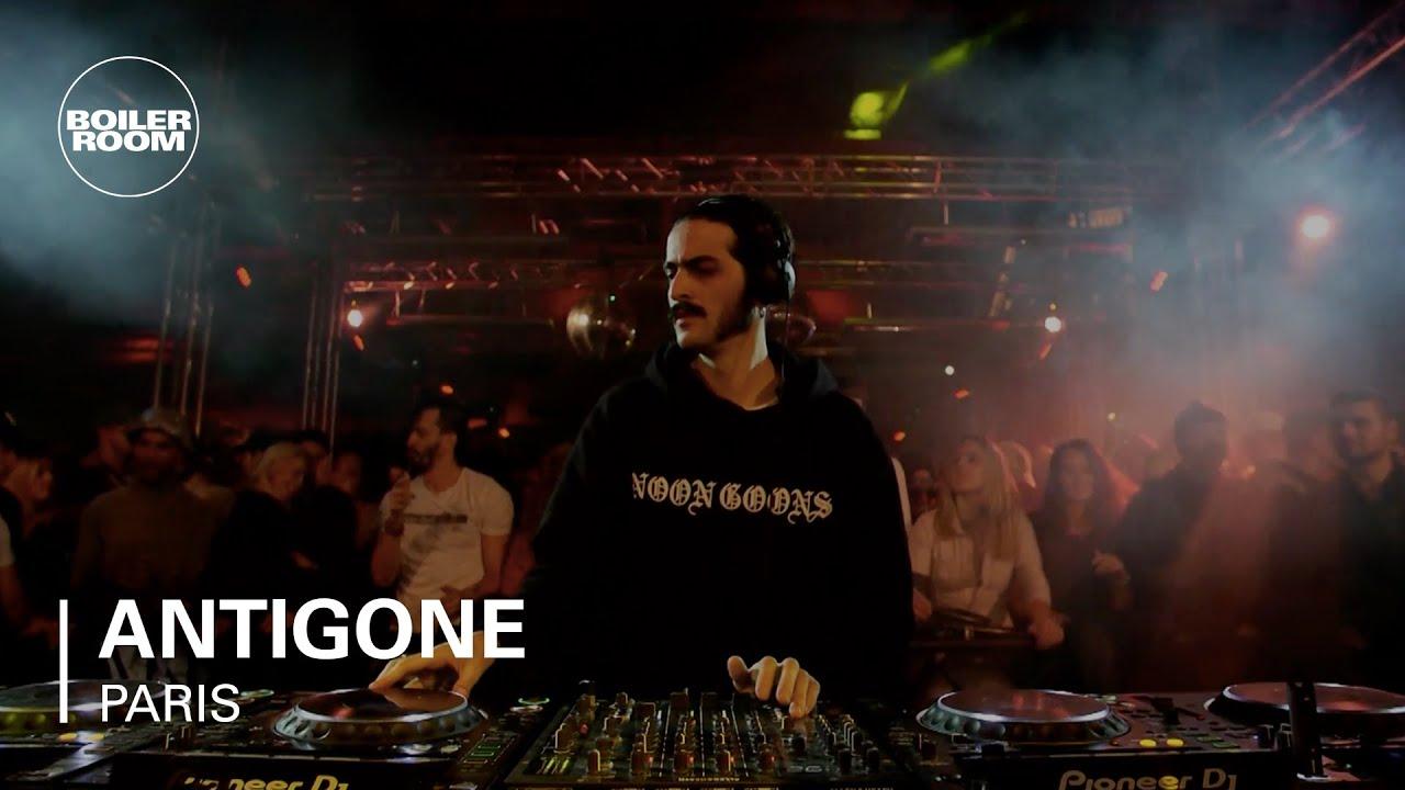 Download Antigone | Boiler Room Dehors Brut