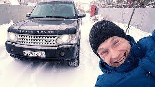 Range Rover С Правильным Мотором \ Pontorezka