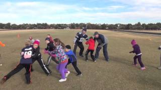 The 10th Annual Turkey Bowl Trailer