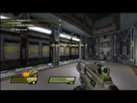 Quake 4 Night: 4/10 Map: Ice Edge