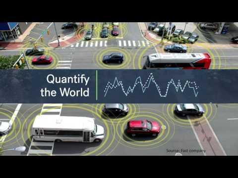 Quantified Cities: Big Data and Big Design | Francesca Birks | TEDxDirigo