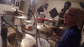 Whiter Shade of pale drum cover