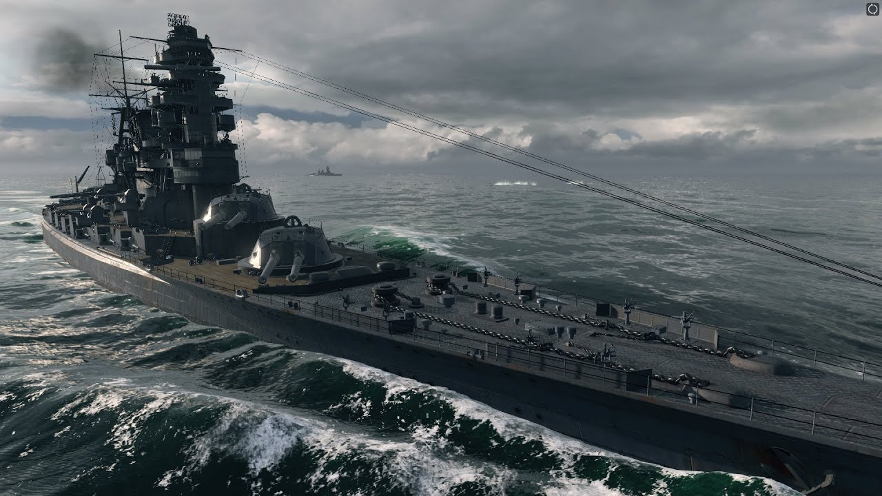 World of Warships IJN Trailer