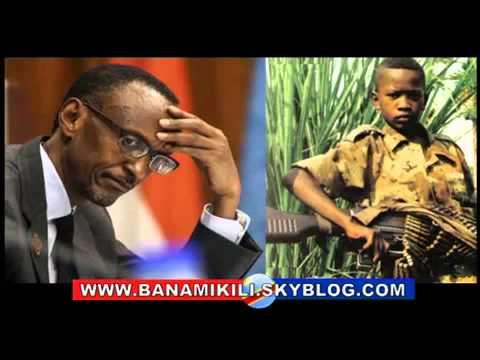 les enfants Rwandais recrutés de force par Kagame pour M23 les USA réagissent
