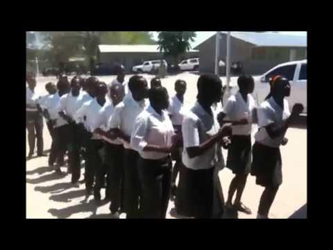 Pendukeni High 11th Grade Choir Remix
