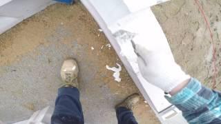 S01E38 Jak wybudować dom? Murujemy ściany nosne z gazobetonu SOLBET. Budowa domu krok po kroku.