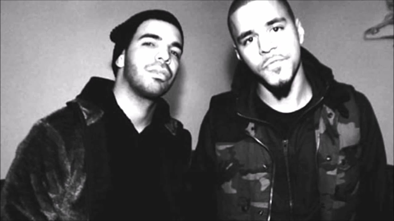 J Cole Eyebrows Vs Drakes Untitled Instru...