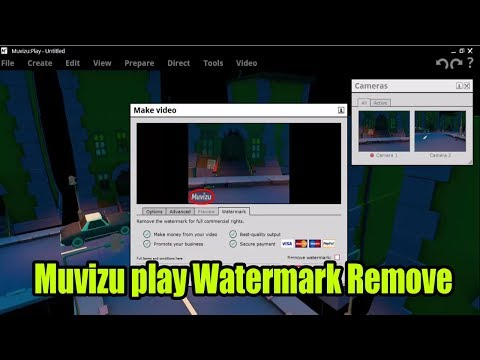 how i remove watermark in muvizu play software in urdu tutorial thumbnail