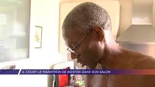Yvelines | Il court le marathon de Boston dans son salon