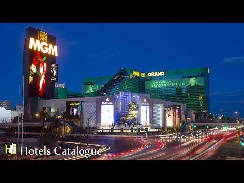MGM Grand Las Vegas Hotel & Casino - MGM Grand Las Vegas Hotel Tour