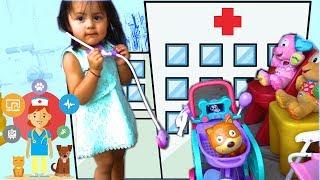 veterinarian Priscila | Fun Learning