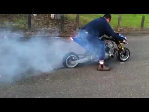 1000cc Mini Bike