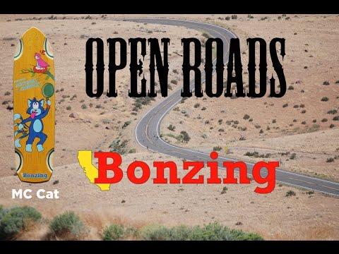 Bonzing Skateboards: Open Roads - Adrian Da Kine & Alex Sucala