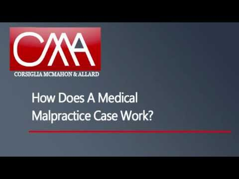How does a Medical Malpractice Case Work? California Malpractice Law Firm