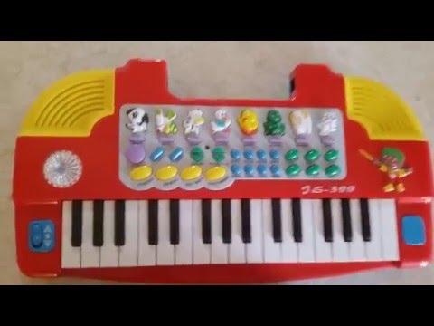 Baby Kids Toy Piano - Keyboard - Songs - Music - Melody