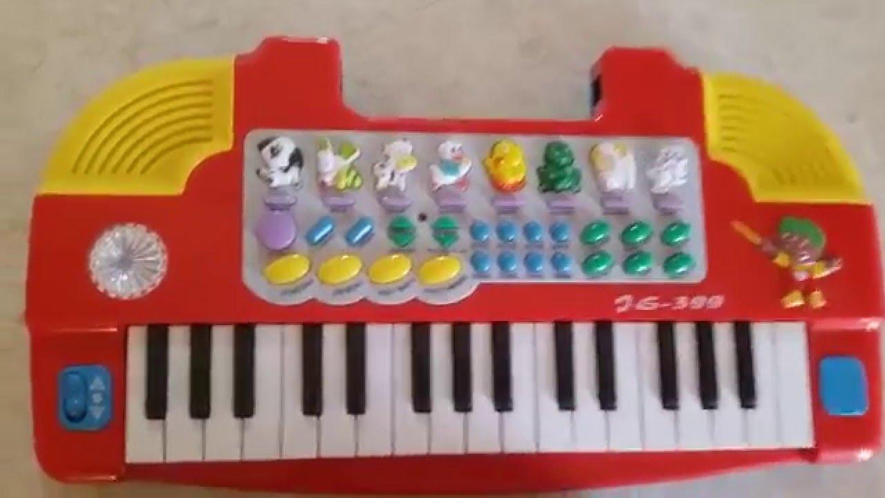 6c337b71faa0 Baby Kids Toy Piano - Keyboard - Songs - Music - Melody - YouTube