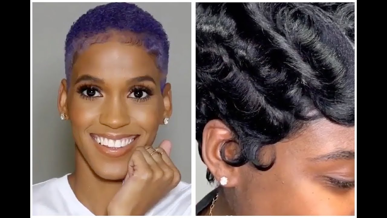 Short Hair Is Life Hairstyle Compilation Natural Hair