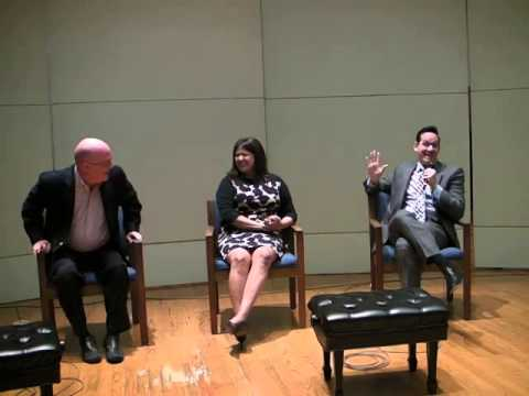 Panel Discussion: The Role of New Works in Higher Education