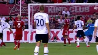 Spurs in Sydney - Tottenham Hotspur v Sydney FC | ANZ Stadium - May 30