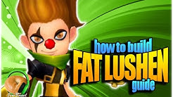 How to build FAT LUSHEN arena team! (Summoners War Guide)