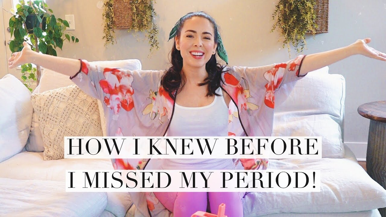 8 EARLY Pregnancy Symptoms: How I knew before I missed my period, BEFORE my  BFP!
