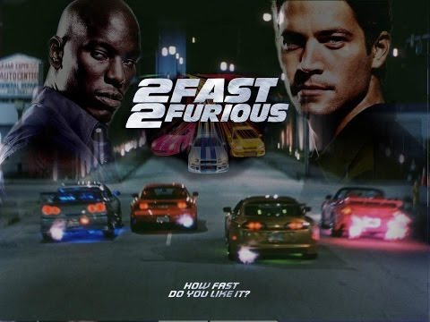 2 Fast 2 Furious (Movie Review)
