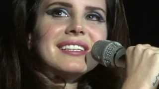 Lana Del Rey - Body Electric - O2 Academy Birmingham - 13.05.13