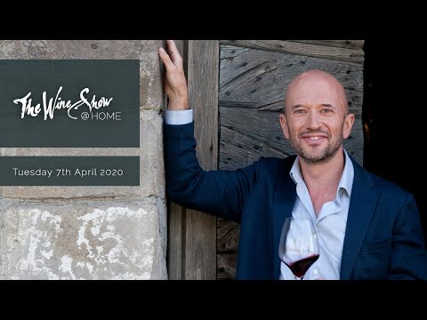 Episode 8 - English Wine Special   The Wine Show @ HOME   Tuesday 7th April 2020