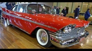 Plymouth Sport Fury Coupe 1959 Red Hardtop 2-door coupe Melbourne Australia