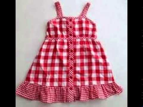 532ecab1c4b3 Latest Baby Girl Cotton Frocks - YouTube