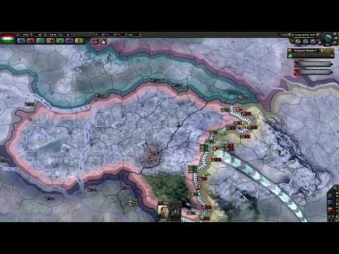 Hearts of Iron: New Kingdom of Hungary
