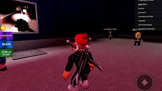 This game is one of the scariest games I play on roblox :/ ( Bear )