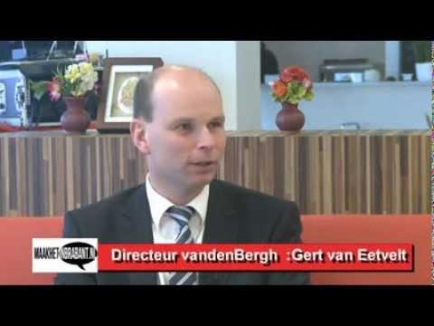 Talkshow Maak het in Brabant oktober 2013 met Van den Berg Veranda's,Attero en Grass Valley