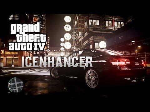 Grand Theft Auto: IV - ENB iCEnhancer 1 35...