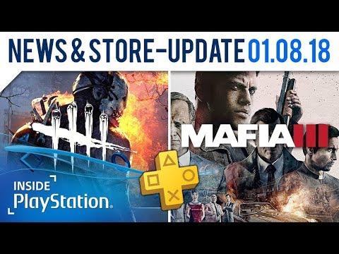 PS Plus im August 2018: Diese Spiele erwarten euch! | PlayStation News & Store Update
