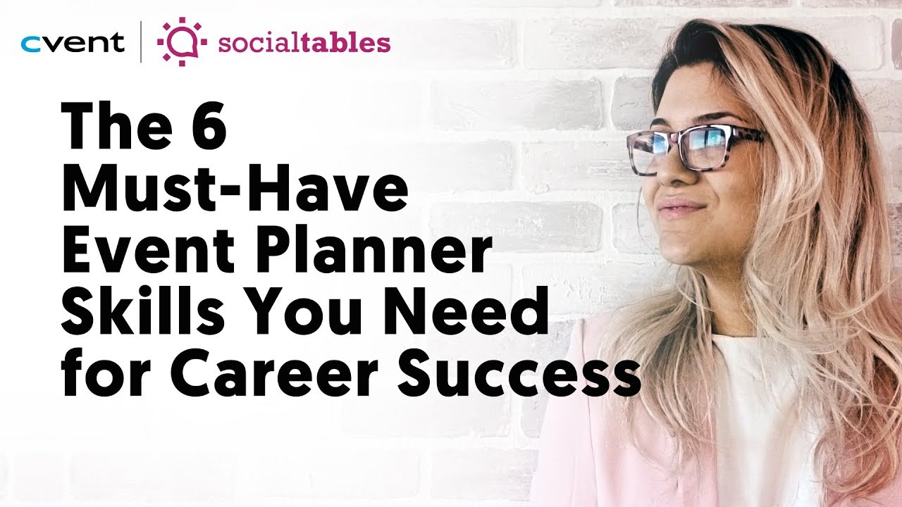 You Need These 6 Event Planning Skills for Career Success