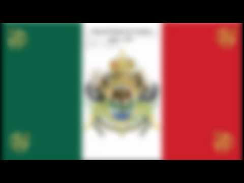 History flag of Mexico