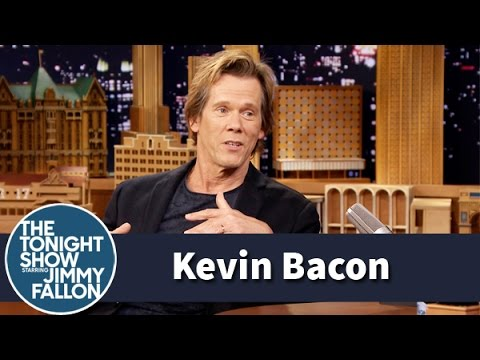 Kevin Bacon's Fans Dress Up as Bacon