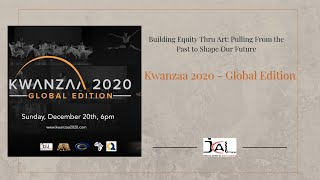 Kwanzaa 2020 - Global Edition, Meet the choreographers