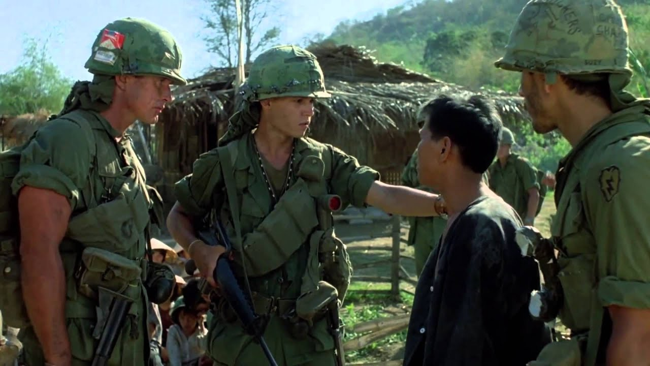"Making of Platoon: ""A Tour Of The Inferno"""