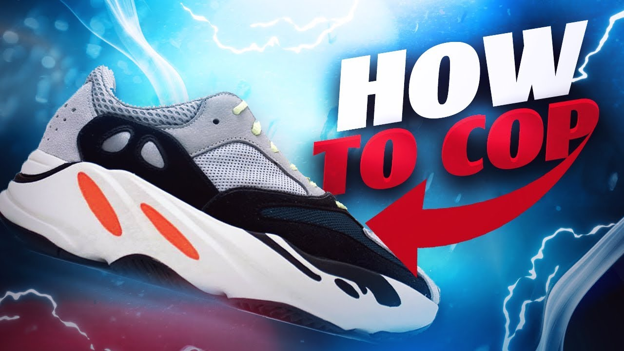 d39eadce04a How to Get the  YEEZY  700 WAVE RUNNER! (Adidas
