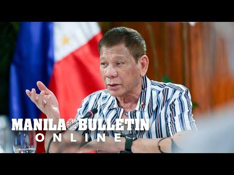 FULL VIDEO: President Duterte addresses the nation | June 15, 2020, Monday