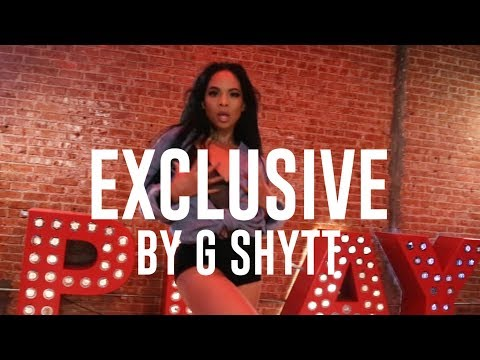 Exclusive | G Shytt | Aliya Janell Choreography | Queens N' Lettos | AlphaDawg Entertainment