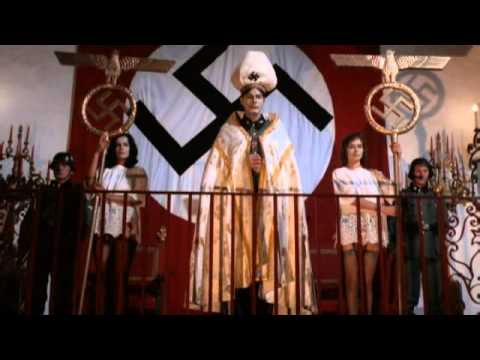 PRIVATE HOUSE OF THE SS (1977): Nazi pope scene