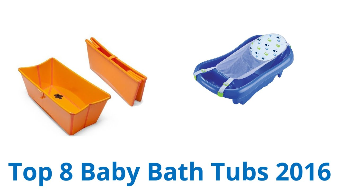 8 best baby bath tubs 2016 youtube for Best soaking tubs 2016