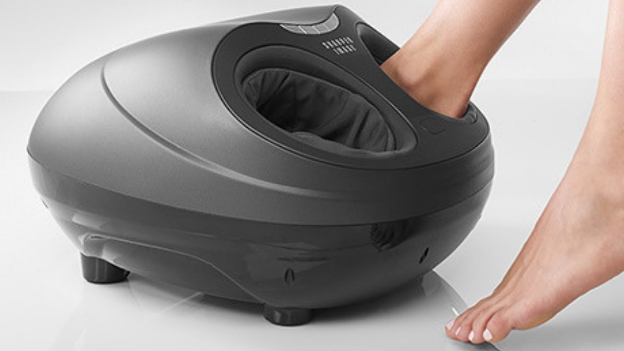 7 Best Foot and Leg Massager Machine in 2019 - YouTube