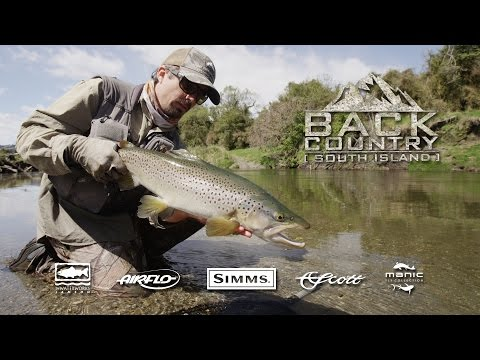 Fly Fishing : Backcountry - South Island : Early Season Teaser