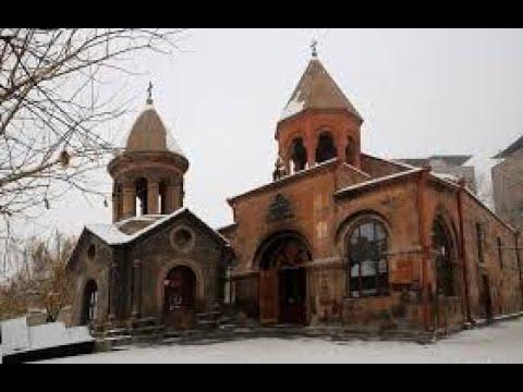 Церковь Святого Зоравора в Ереване
