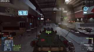 Battlefield 4 BETA 1080p - first laptop PC gameplay Low & Medium settings - Asus G75VX/GTX 670MX